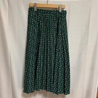 エニィスィス(anySiS)のエニシス プリーツスカート サイズ3(ロングスカート)