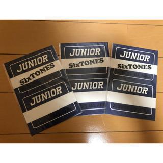 Johnny's - SixTONES ジャニショ ステッカー