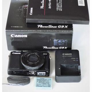 Canon - キヤノン PowerShot G9 X