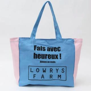 LOWRYS FARM - 未使用 ローリーズファーム バッグ