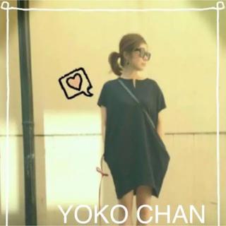 BARNEYS NEW YORK - yoko chan ヨーコチャン♡ウールコクーンワンピース