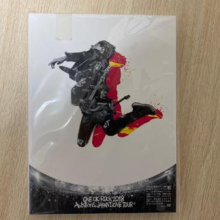 ONE OK ROCK - ONE OK ROCK LIVE DVD