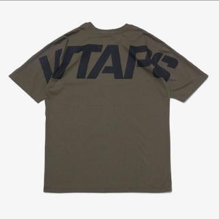 W)taps - WTAPS STENCIL OLIVE DRAB Lサイズ