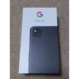 Softbank - 【新品】Google Pixel 4a 本体 128GB SIMロック解除済