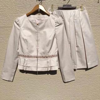 アナイ(ANAYI)の新品 ANAYI アナイ  スーツ セットアップ ジャケット スカート 36(スーツ)