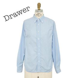 ドゥロワー(Drawer)のDrawer オックスフォードレギュラーシャツ 【未使用・美品】  (シャツ/ブラウス(長袖/七分))