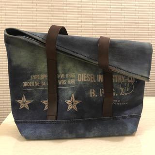 ディーゼル(DIESEL)の【美品】DIESEL ディーゼル トートバッグ カバン 鞄 メンズ(トートバッグ)