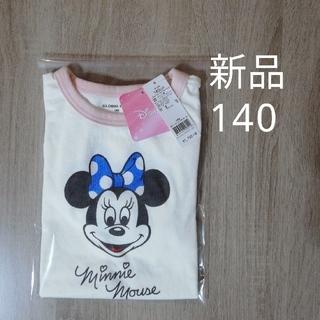 GLOBAL WORK - グローバルワーク【キッズ】Disney【Minnie】Tシャツ 140