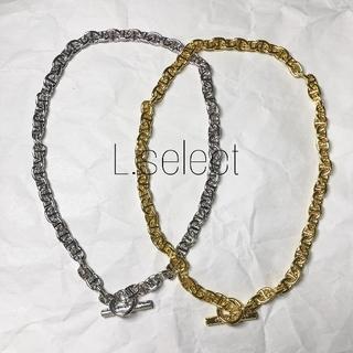 ステュディオス(STUDIOUS)の362.chaine dancre necklace【silver】(ネックレス)