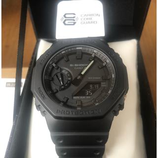 ジーショック(G-SHOCK)のG-SHOCK GA-2100-1A1JF Gショック ジーショック(腕時計(アナログ))