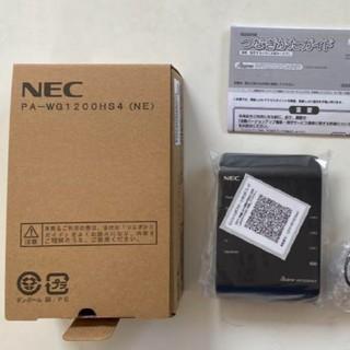 NEC - 新品 NEC PA-WG1200HS4