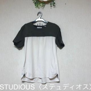 ステュディオス(STUDIOUS)のトップス ブラウス  STUDIOUS(シャツ/ブラウス(半袖/袖なし))