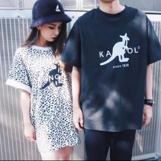 エモダ(EMODA)のEMODA × KANGOL ビックT(Tシャツ(半袖/袖なし))