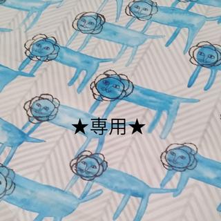 ミナペルホネン(mina perhonen)のmtミナ  forest tile・blue 生産完了 廃盤レア(テープ/マスキングテープ)