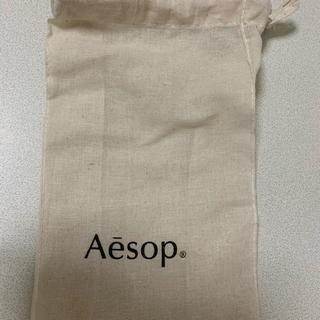 イソップ(Aesop)のイソップ Aesop 巾着 ショッパー (ショップ袋)
