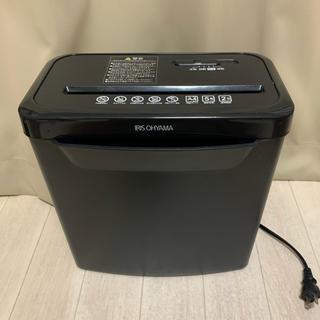 アイリスオーヤマ - 家庭用 電動シュレッダー 中古品 アイリスオーヤマ