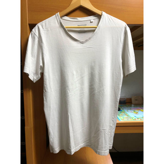 ウィゴー(WEGO)のMADISON WALKER VネックTシャツ(Tシャツ/カットソー(半袖/袖なし))