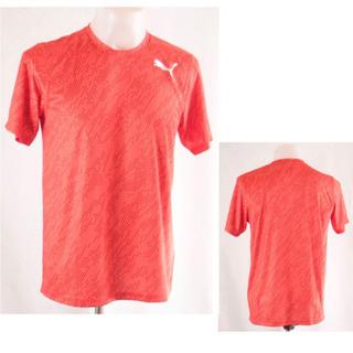 プーマ(PUMA)の【新品】PUMA/プーマ吸水速乾半袖シャツ/テックグラフィック/メンズL(ウェア)
