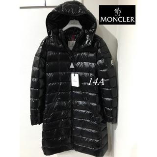 MONCLER - 希少14A【購入証明書付き】今季新作モンクレール モカ◇黒 MOKA◇レディース