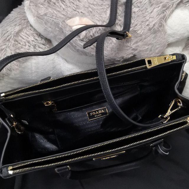 PRADA(プラダ)のPRADA プラダ サフィアーノ バッグ レディースのバッグ(トートバッグ)の商品写真