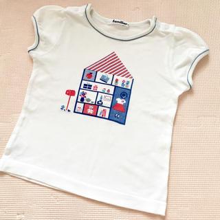 familiar - ⭐︎お値下げ⭐︎ ファミリア 半袖 Tシャツ 100