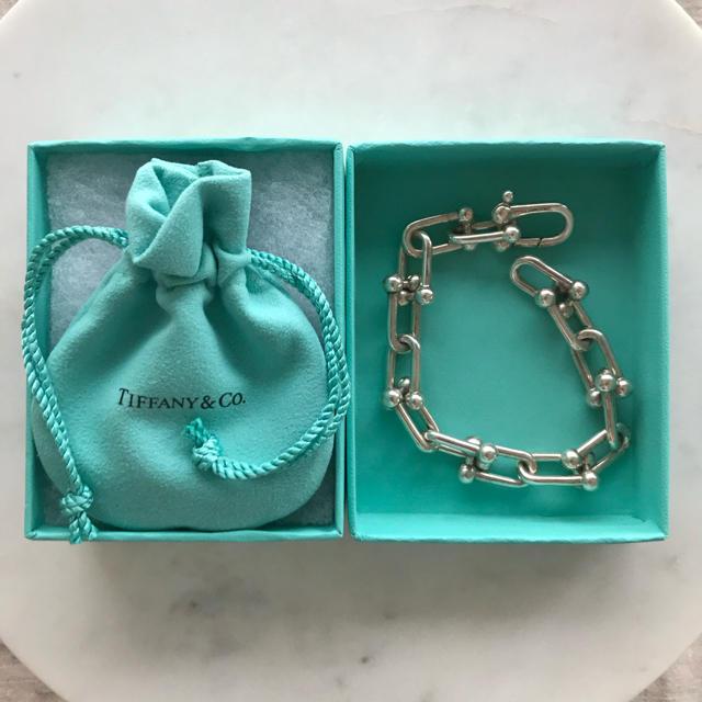 Tiffany & Co.(ティファニー)のTIFFANY/ ティファニー ハードウェア ブレスレット ラージサイズ メンズのアクセサリー(ブレスレット)の商品写真