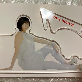 モーニングムスメ(モーニング娘。)の加賀楓 ハロプロ 2020SUMMER コレクション 置けるキーホルダー FSK(アイドルグッズ)