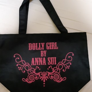アナスイ(ANNA SUI)のANNA SUIのバッグです。(エコバッグ)