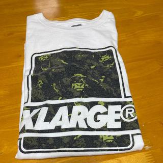 エクストララージ(XLARGE)のエクストララージ X-LARGE Tシャツ 古着 Sサイズ(Tシャツ/カットソー(半袖/袖なし))