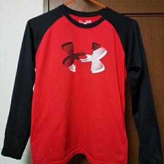 UNDER ARMOUR - UNDER ARMOUR ジュニア用 長袖Tシャツ サイズYSM