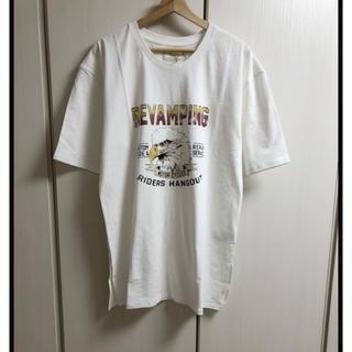 アングリッド(Ungrid)の新品 イーグルビッグルーズTee(Tシャツ(半袖/袖なし))