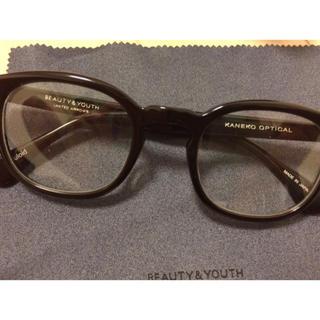 BEAUTY&YOUTH UNITED ARROWS - 金子眼鏡