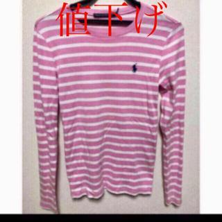 ラルフローレン(Ralph Lauren)のラルフローレン ロングTシャツ(Tシャツ/カットソー(七分/長袖))