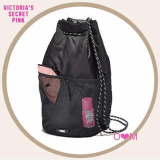 ヴィクトリアズシークレット(Victoria's Secret)のヴィクトリアシークレットPINK ドローストリングバッグ(リュック/バックパック)