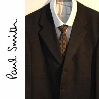 ポールスミス(Paul Smith)のポールスミス グレー チェック メンズ スーツ(セットアップ)