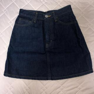 スライ(SLY)のSLY.デニム、スカート、1(ミニスカート)