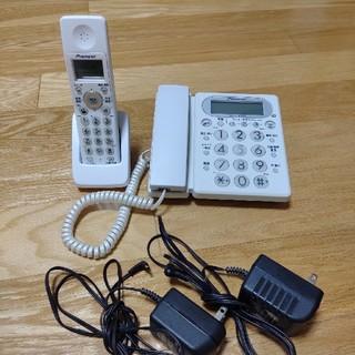 パイオニア(Pioneer)のパイオニアpioneer 固定電話機 子機付き動作品(その他)