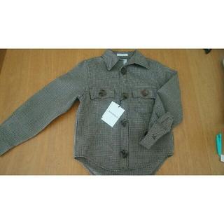 マディソンブルー(MADISONBLUE)の新品未使用 マディソンブルー  秋冬用 シャツ(シャツ/ブラウス(長袖/七分))