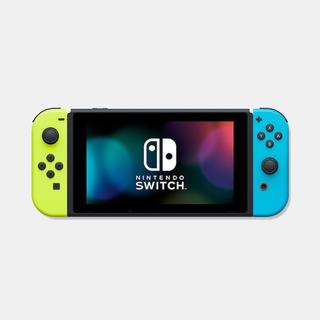 Nintendo Switch - 新品未開封 ニンテンドー スイッチ 限定 本体 ネオンブルー ネオンイエロー