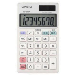 カシオ(CASIO)の計算機(オフィス用品一般)