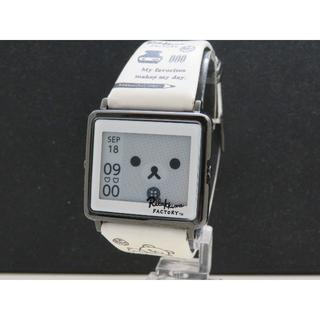 エプソン(EPSON)のEPSON smart canvas リラックマ ファクトリー(腕時計(デジタル))