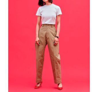 シンゾーン(Shinzone)のTHE SHINZONE HIGH WAIST CHINO PANTS チノパン(チノパン)