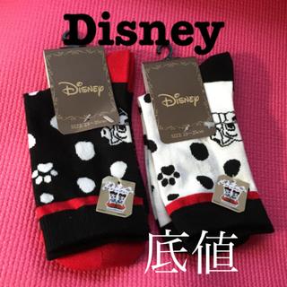 Disney - ソックス 【新品未使用  Disney】