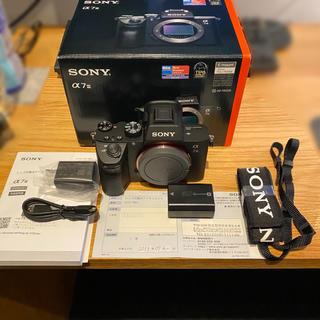 SONY - 美品 SONY α7 III フルサイズミラーレス一眼 ILCE-7M3