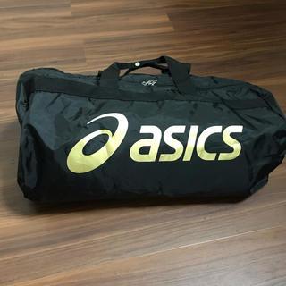 アシックス(asics)のasics ドラム型スポーツバッグ お値段交渉可(その他)