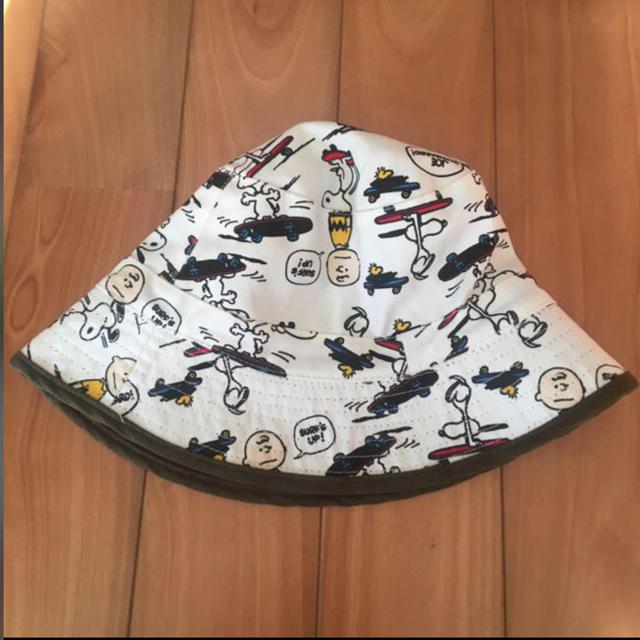 SNOOPY(スヌーピー)のsnoopy キッズ/ベビー/マタニティのこども用ファッション小物(帽子)の商品写真