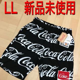 コカコーラ(コカ・コーラ)の新品未使用 コカ・コーラ 半パン ハーフパンツ ショートパンツ(ショートパンツ)
