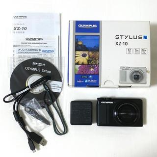 OLYMPUS - OLYMPUS*STYLUS XZ-10 デジタルカメラ デジカメ