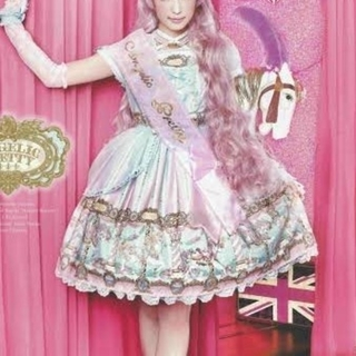 Angelic Pretty - Day Dream エシャルプ ピンク carnival レア