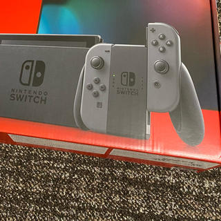 Nintendo Switch - (即日発送!)ニンテンドー Switch 本体 グレー